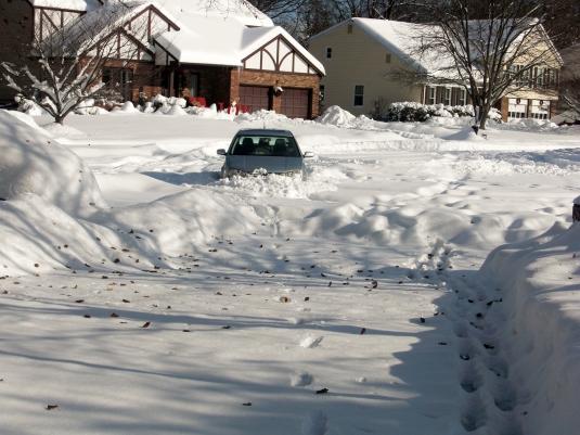 Snowpocalypse - 2010